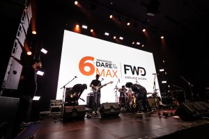Specially set it up for you. @ Dare to be Cool Presented by FWD